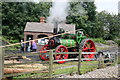 SO9491 : Black Country Living Museum - Foster traction engine. by Chris Allen