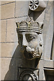 SK8572 : King's Head, Thorney Church by Alan Murray-Rust