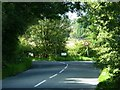 SE3540 : Junction of Bay Horse Lane and Brandon Lane by Christine Johnstone