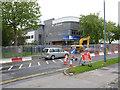 SK5534 : Net Phase 2 - Lanthwaite road by Alan Murray-Rust