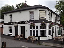 TQ0049 : Robin Hood by Colin Smith