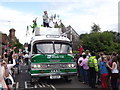 TQ0747 : Lloyds TSB Lorry by Colin Smith