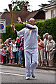 TQ2450 : West Street - the torch bearer by Ian Capper