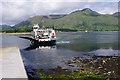 NN0263 : Corran Ferry by Ian Taylor