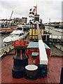 TM5492 : The Lydia Eva, Lowestoft by Dave Hitchborne