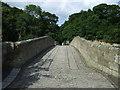 NU2406 : On Warkworth Bridge by JThomas
