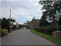 SK7476 : Main Street, Headon cum Upton by Ian S