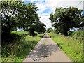 SJ5063 : Park Lane near Hoofield by Jeff Buck