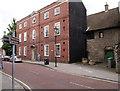 SK8053 : Newark, Notts (Appleton Gate) by David Hallam-Jones