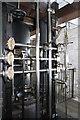 SU2662 : Crofton Pumping Station - Cornish beam engine by Chris Allen
