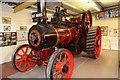 TG3406 : Burrell Engine by Ashley Dace