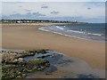 NZ4059 : Seaburn Beach by Oliver Dixon