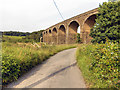 SD7533 : Disused Viaduct at Martholme by David Dixon