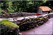 R4561 : Bunratty Park - Site #22 - Pigsty by Joseph Mischyshyn