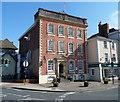 ST7598 : Grade II listed Lloyds TSB, Dursley by Jaggery