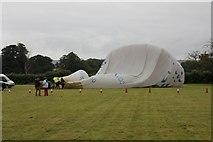 SU5985 : Putting in some air by Bill Nicholls