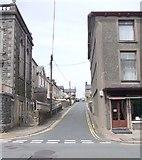 SH5638 : Dora Street - Bank Place by Betty Longbottom