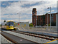 SD9004 : Freehold Tram Stop and Hartford Mill by David Dixon