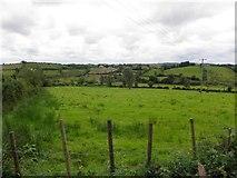 H5812 : Annaghee Townland by Kenneth  Allen