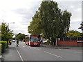SJ6390 : Fearnhead Lane by David Dixon