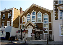 TQ3370 : Gipsy Hill:  former chapel by Dr Neil Clifton