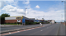 NS2975 : East Hamilton Street by Thomas Nugent