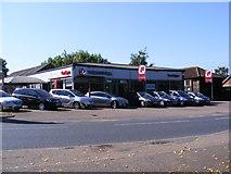 TM3876 : Kerridge (Halesworth) Ltd by Adrian Cable