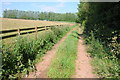 SO8675 : Track near Neild House by Philip Halling