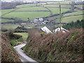 SX8452 : Lane to Bruckton by Robin Stott