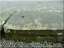 SK3463 : Practice Stone by Tony Bacon