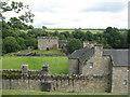 NS8146 : Craignethan Castle by M J Richardson