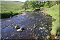 SD8389 : Widdale Beck near Tarney Fors by Roger Templeman