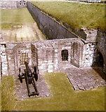 NT9953 : The walls of Berwick by Elliott Simpson