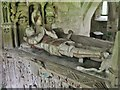 NU0625 : Tomb in St. Peter's Church, Chillingham by Derek Voller