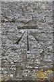 SU2298 : Benchmark on St Mary the Virgin by Bill Nicholls
