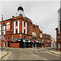 SJ6087 : Showbar, Warrington by David Dixon