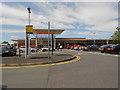 SJ6188 : Sainsbury's Supermarket, Warrington by David Dixon