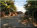 SJ6486 : Church Lane, Grappenhall Bridge by David Dixon