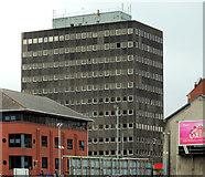 J3373 : Fanum House, Belfast (6) by Albert Bridge