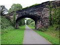 SJ3768 : The Millennium Greenway, Blacon by Jeff Buck