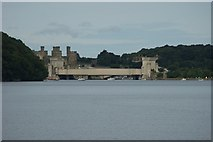 SH7877 : Conwy Bridge and Castle by Rob Newman