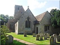 TL1589 : St Mary's, Stilton by Ben