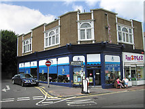 TR3752 : Kings Coffee Shop, 1 High Street, Deal by Dave Croker