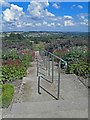 SE3203 : Looking towards Barnsley and the Dearne Valley at Wentworth Castle by Steve  Fareham