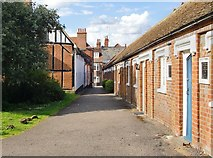 SU7682 : The Newberry and Messenger almshouses, Henley by Stefan Czapski
