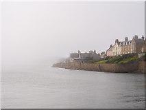 NT4999 : Haar at Elie Harbour by Rob Burke