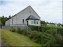 NG5536 : Raasay Free Presbyterian Church by James Allan