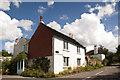 TQ4459 : Cudham housing by Carl Ayling
