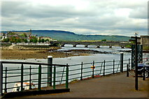 R5757 : Limerick - Honan's Quay - Thomond Bridge by Joseph Mischyshyn