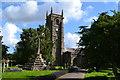ST5763 : Chew Magna Church by David Martin